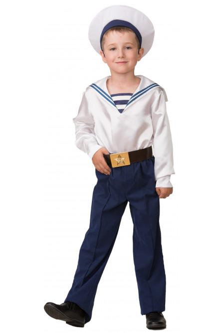 Детский костюм Парадного матроса