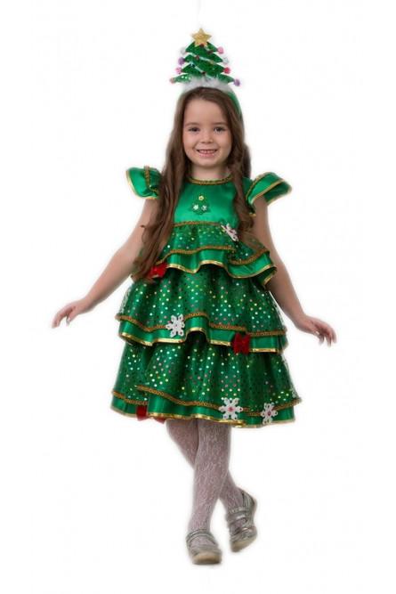 Детский костюм Елочки малышки