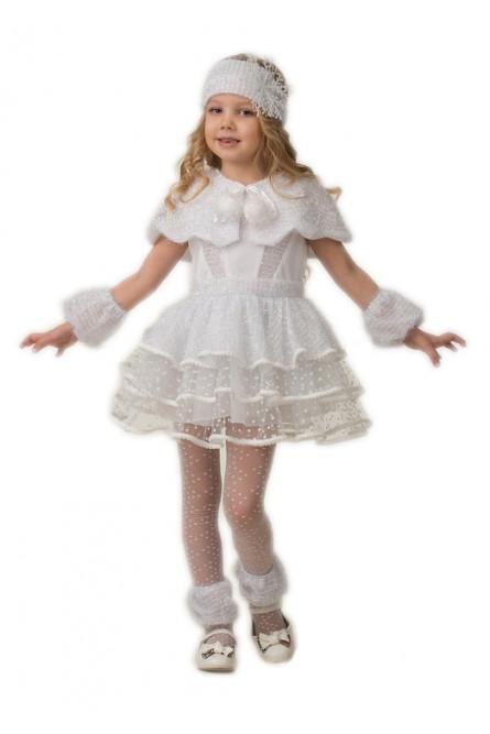 Детский костюм Зимней Снежинки