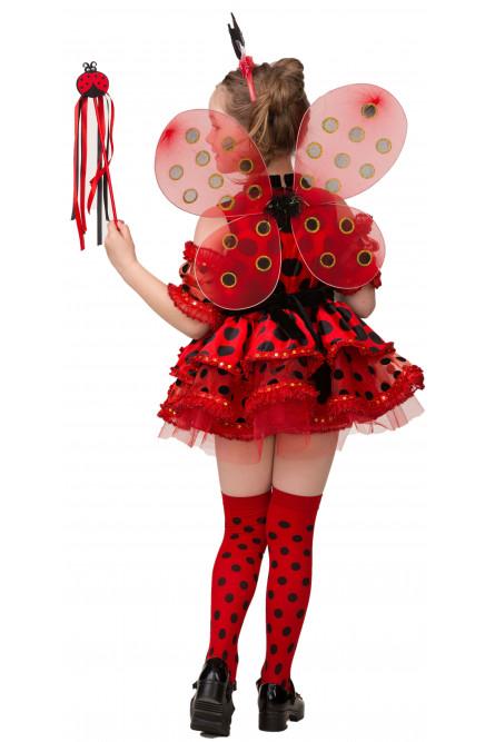 Детский костюм Крошки Божьей Коровки