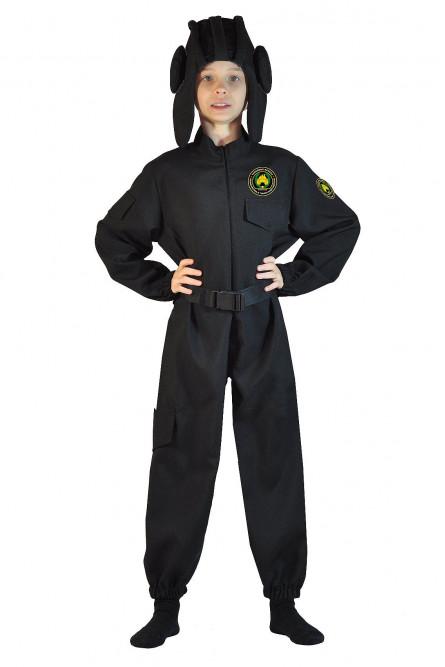 Детский костюм Отважного Танкиста