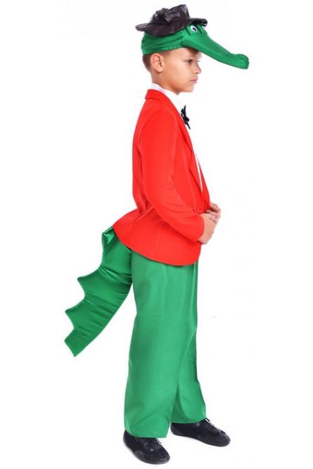 Детский костюм Крокодила Гены