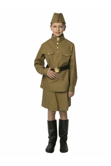 Подростковый военный костюм