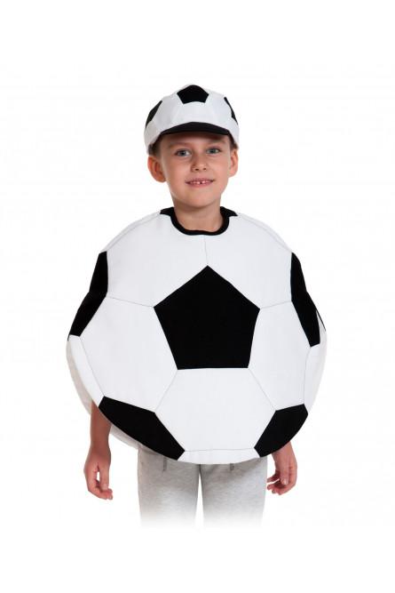 Детский костюм футбольного мяча
