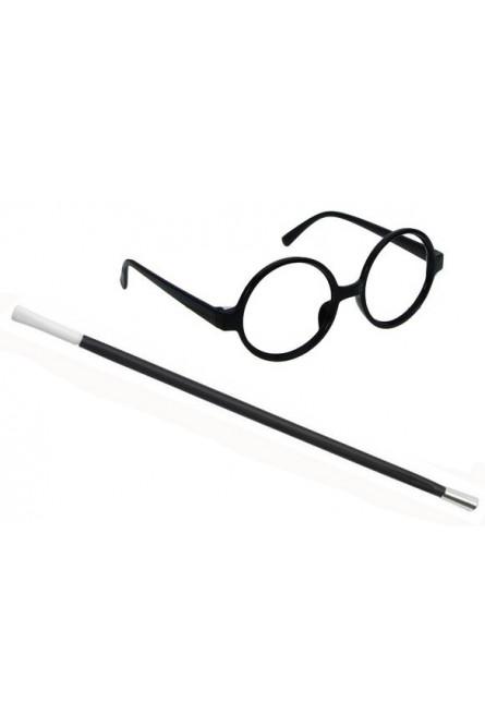 Набор очки и мундштук