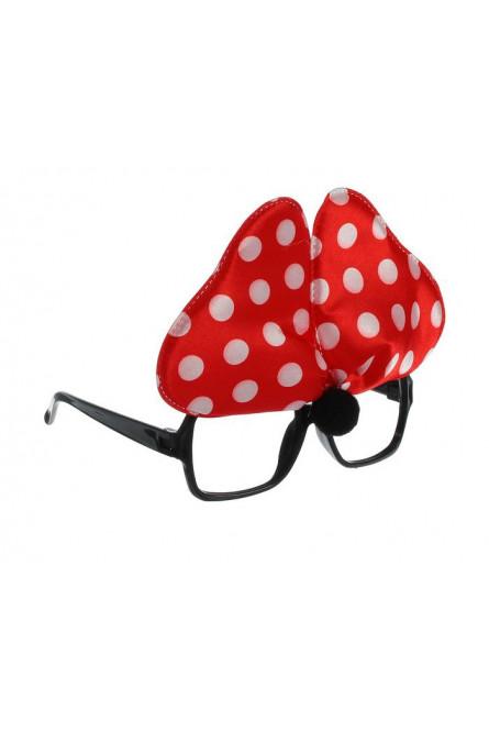 Карнавальные очки Минни Маус