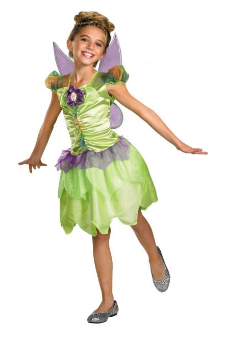 Детский костюм феи Тинкербелл