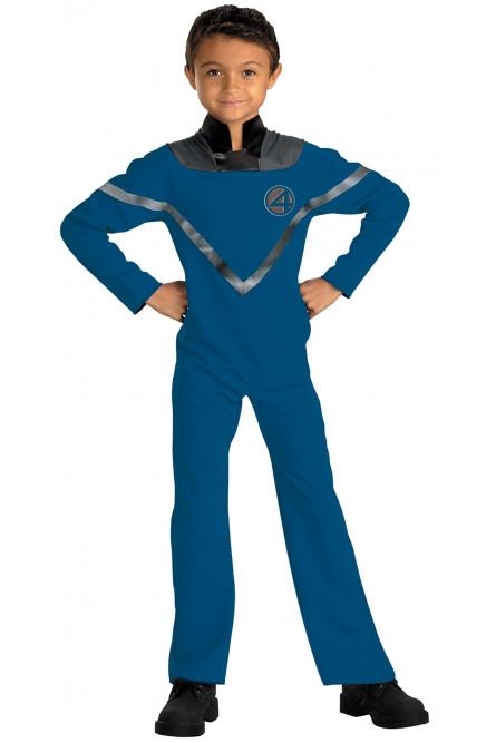 Детский костюм Мистера Фантастика Marvel