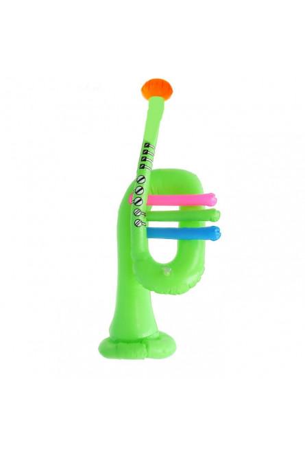 Надувная труба