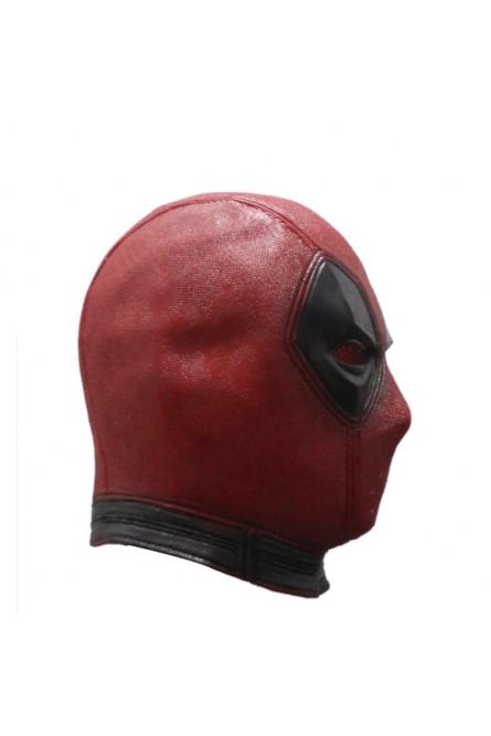 Латексная маска Дэдпула