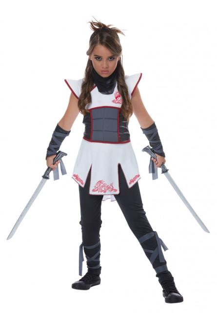 Детский костюм ниндзя для девочки