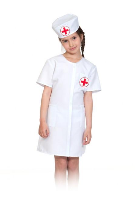 Детский костюм девочки медсестры