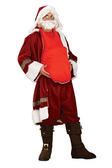 Накладной живот Санта Клауса