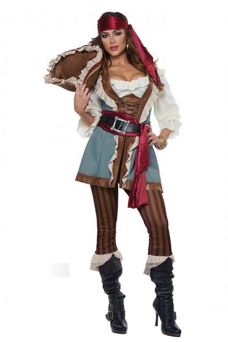 Костюм Пиратки Жемчужины морей