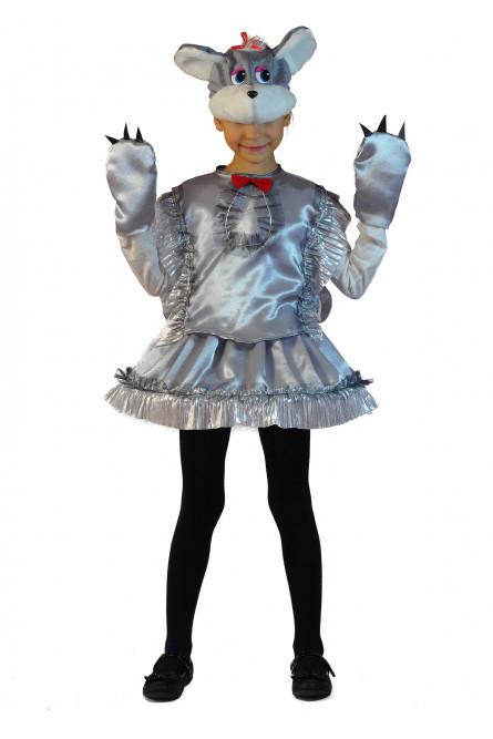 Детский костюм Серой Мышки
