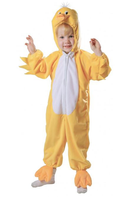 Детский костюм Желтого утенка