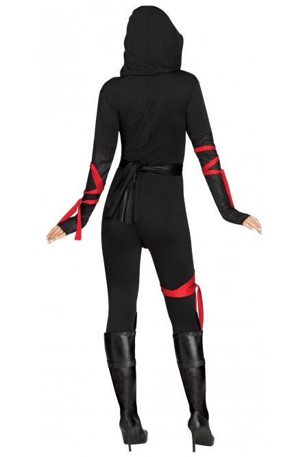 Женский костюм Ниндзя