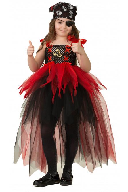 Детский костюм Пиратки Сделай сам