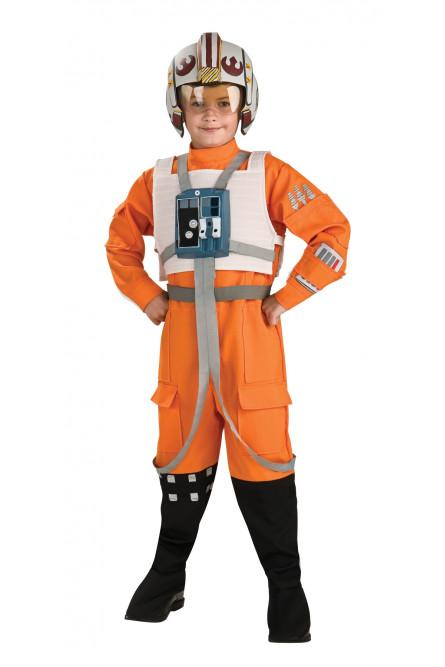 Детский костюм пилота из Звездных войн