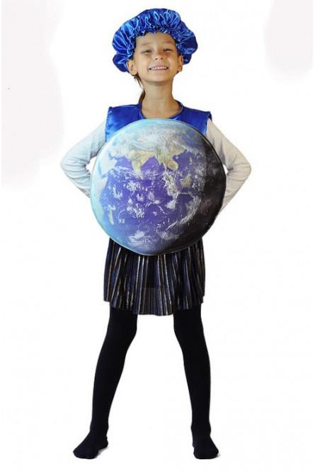 Детский костюм планеты Земля