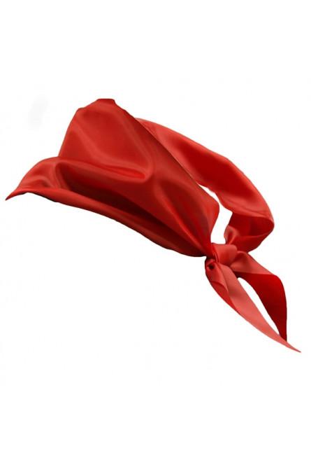 Красный пионерский галстук