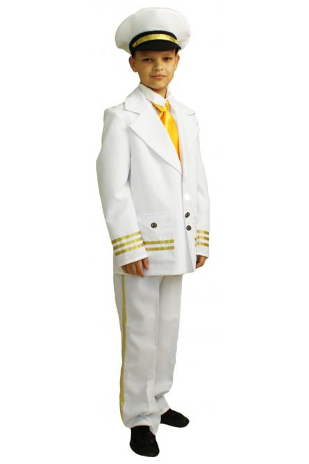 Детский костюм морского Капитана