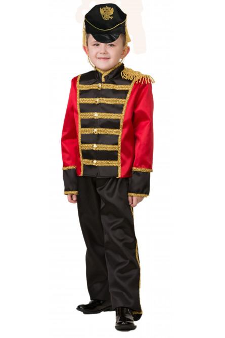 Детский костюм храброго Гусара