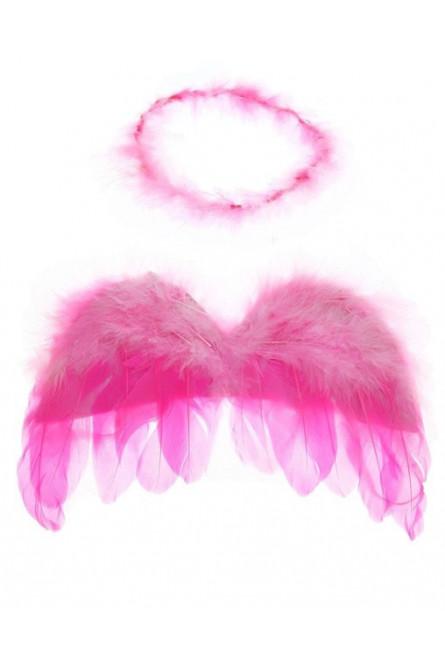 Карнавальный набор Розовый ангел