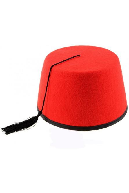 Шляпа с хвостиком