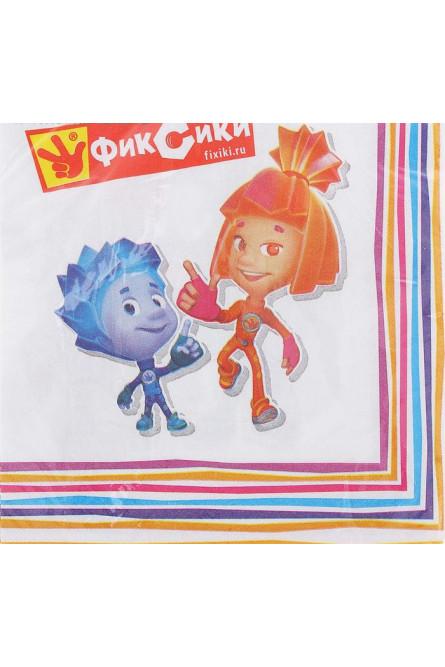 Бумажные салфетки Детские Ремонтники 16 шт