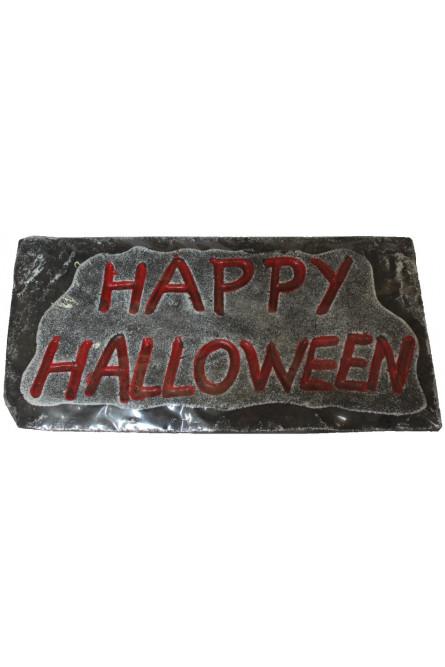 Табличка Happy Halloween