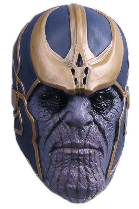 Латексная маска Таноса