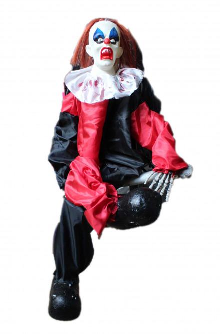 Декорация Клоун на качелях