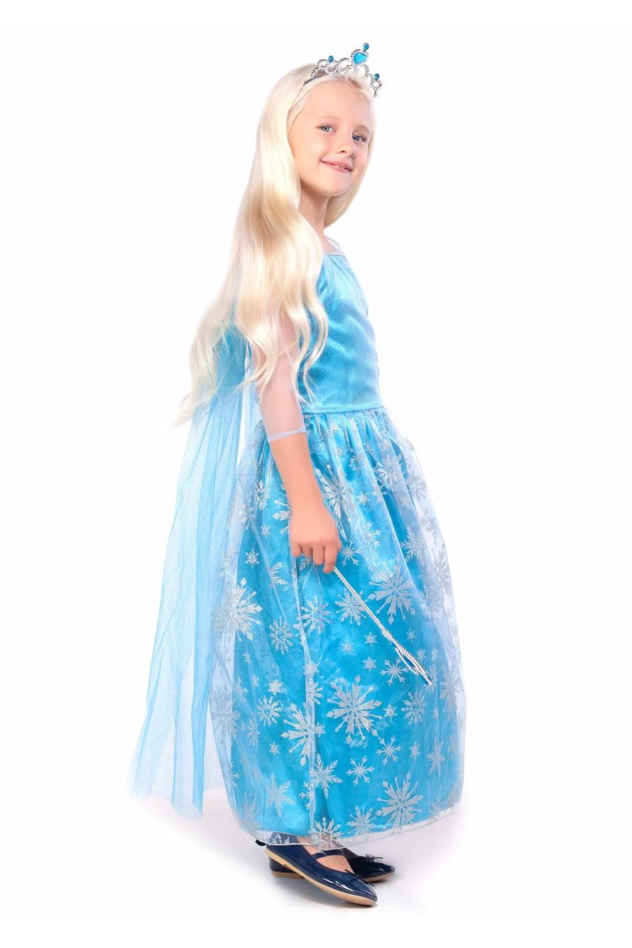фото шлейфа для костюма снежной едигственная