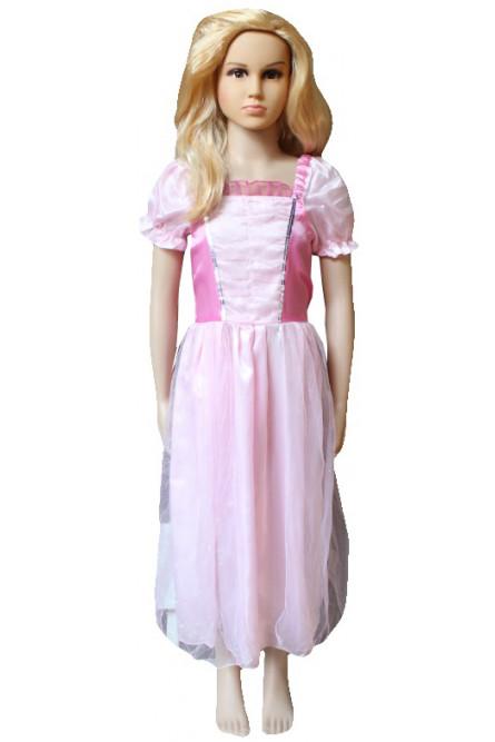 Детский костюм нежной принцессы