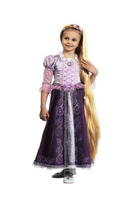 Детский костюм неповторимой Рапунцель