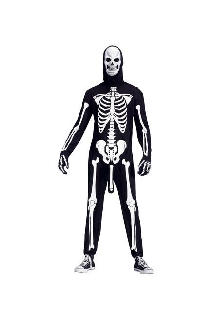 Костюм Голого скелета