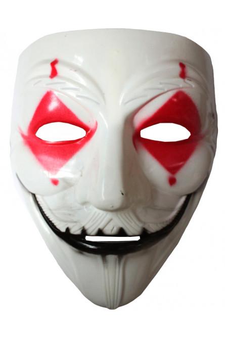 Карнавальная маска загадочного Гая Фокса