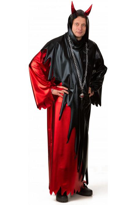 Костюм Черно-красного Дьявола