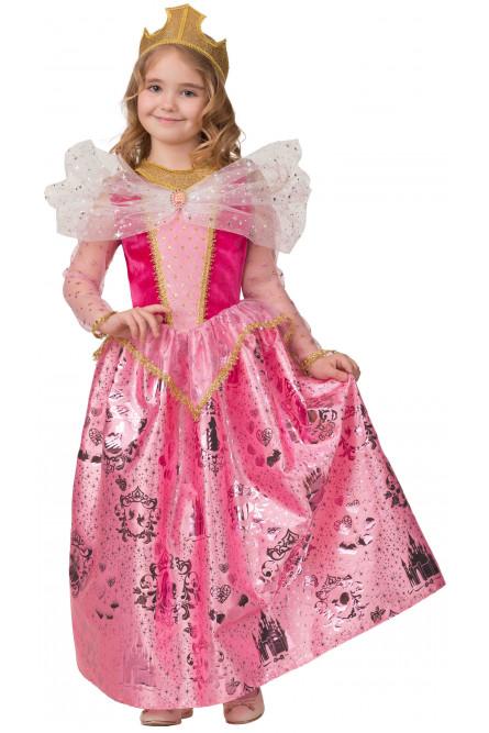 Детский костюм прекрасной Принцессы Авроры