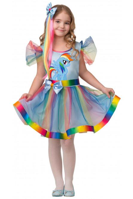 Детский костюм Радуги Дэш из My Little Pony