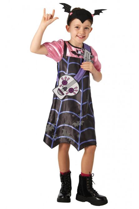 Детский костюм девочки Вампирши
