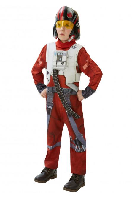 Детский костюм пилота По Дэмерона