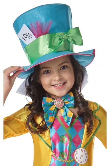 Детский костюм Сумасшедшей Шляпницы