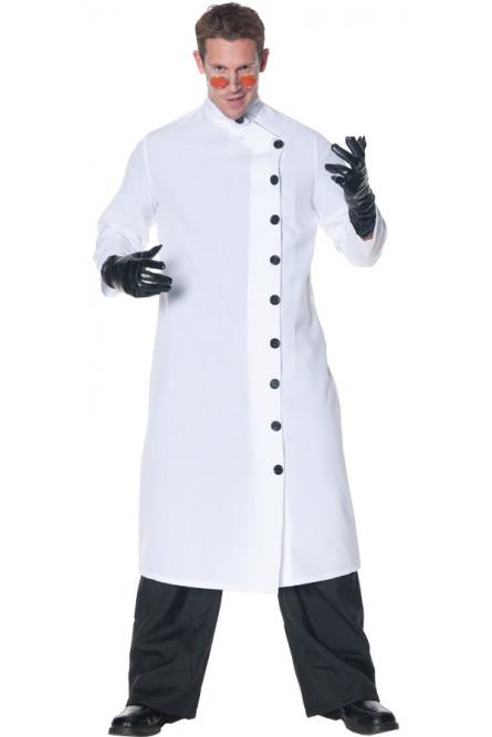 Взрослый костюм Безумного ученого