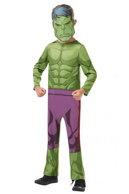 Детский костюм Халка супергероя