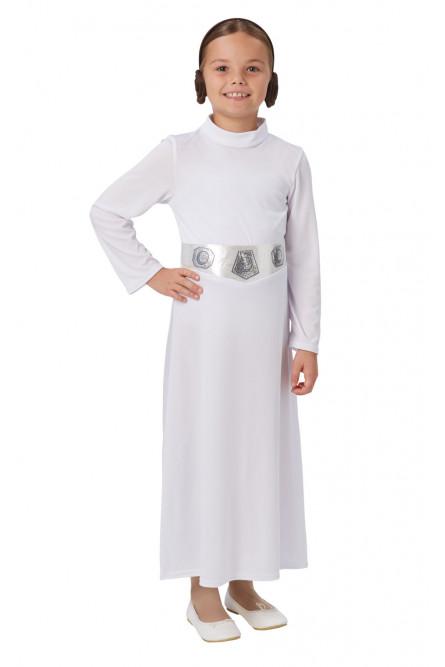 Детский костюм храброй Принцессы Леи