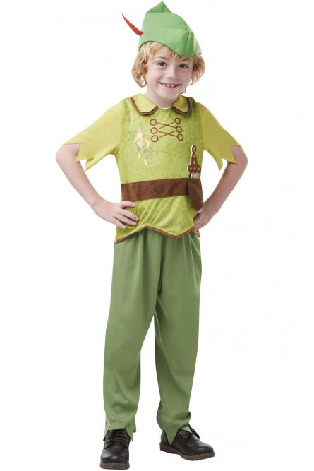 Детский костюм Озорного Питера Пэна