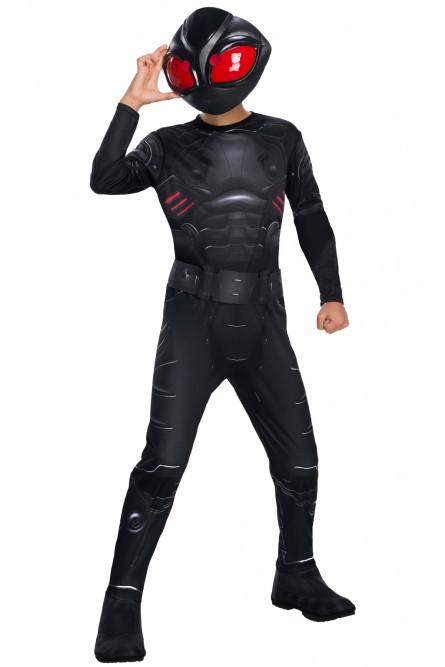 Детский костюм Черной Манты
