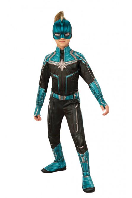 Детский костюм Капитана Марвел